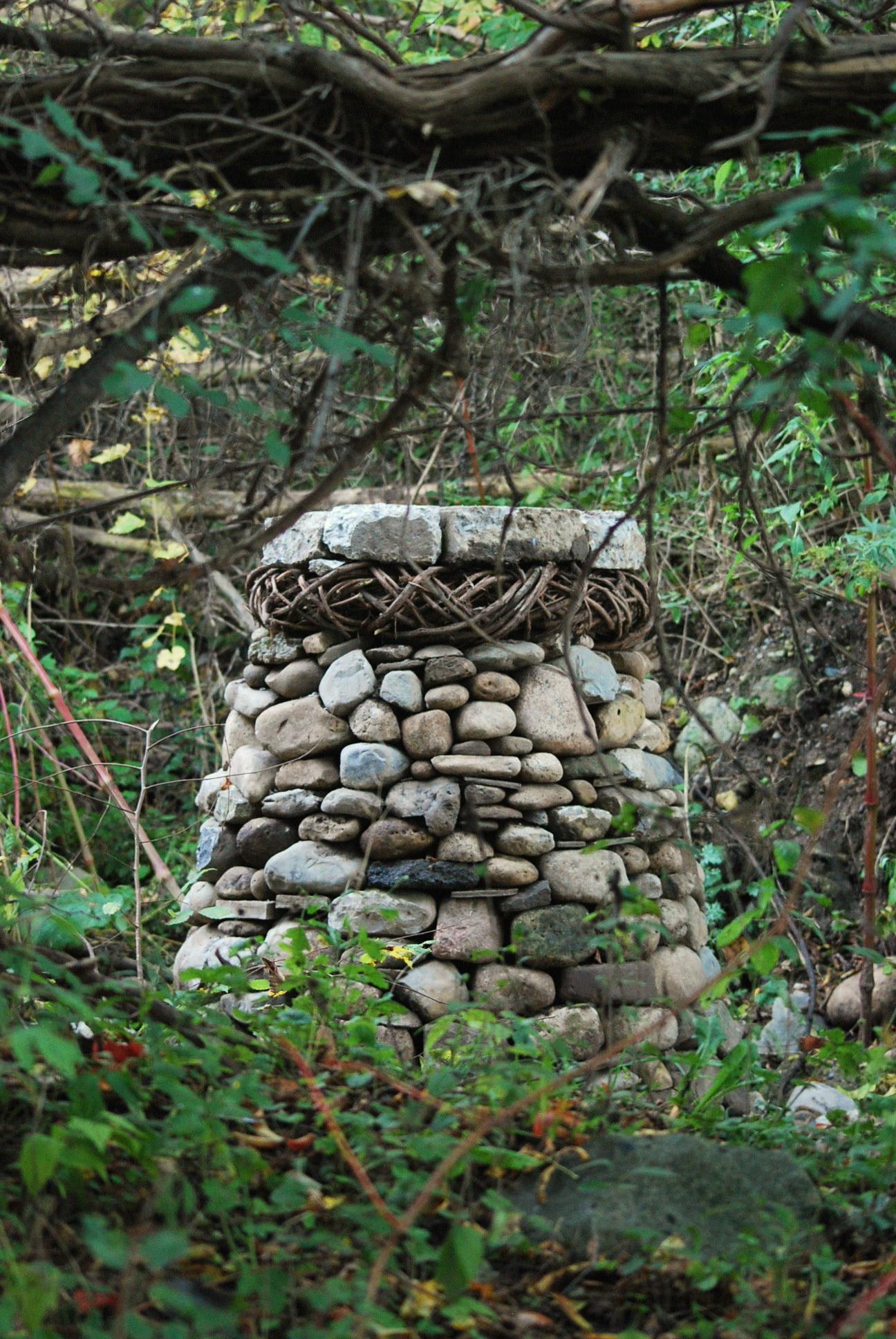 public art stone ontario canada