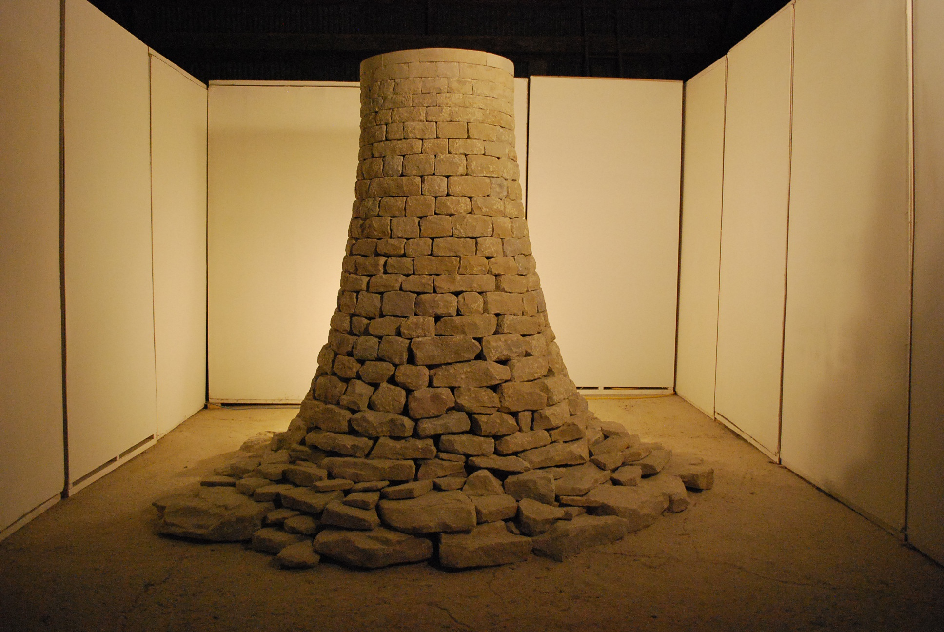 chalmers arts fellowship grant stone sculpture