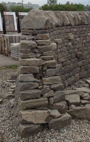 dry stone wall skilled technique
