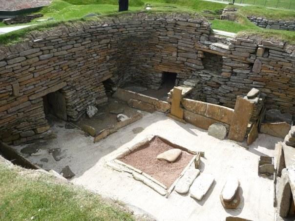 dry stone wall history scotland